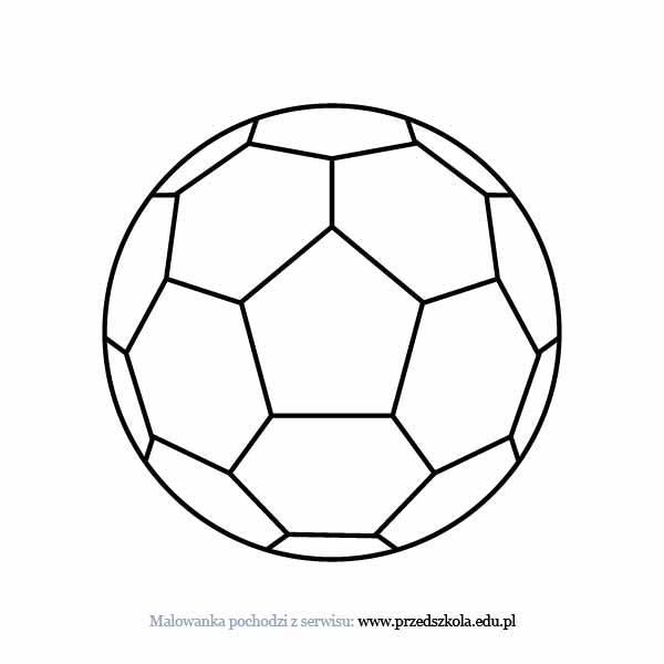 Kolorowanki Komiksy Do Druku Za Darmo Dla Dzieci I: Piłka Kolorowanka. Darmowe Kolorowanki I Malowanki Dla