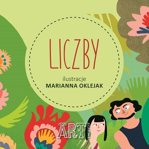 """Liczby"" Marianna Oklejak"