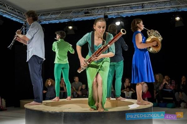 "Warszawa: koncert ""ZWIER"" (Take Part in ART)"