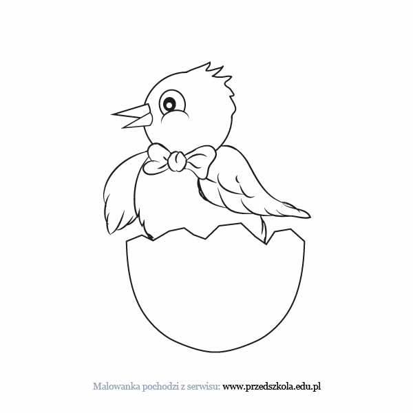 Kurczak Kolorowanka Darmowe Kolorowanki I Malowanki Dla Dzieci