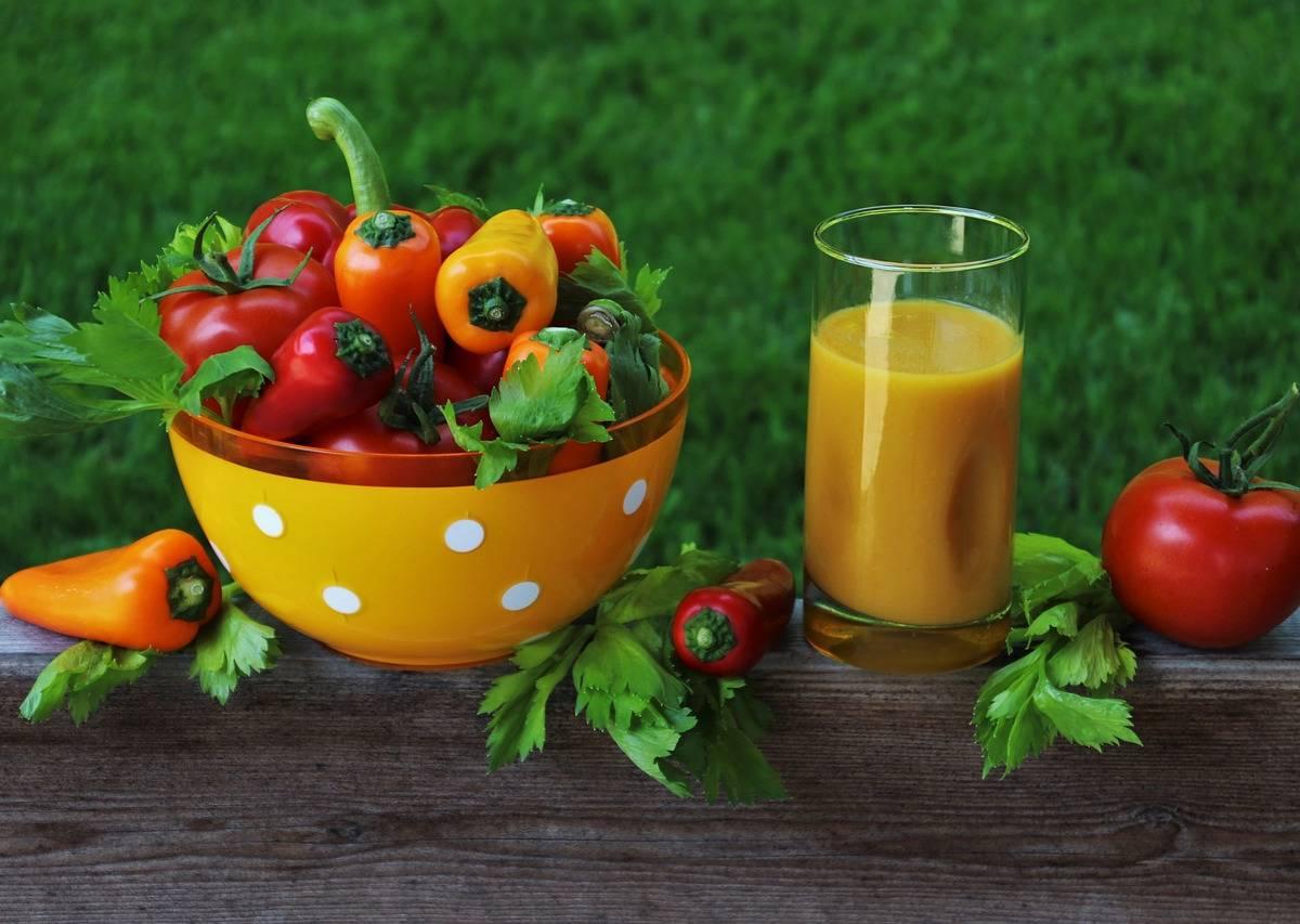Smaczne I Zdrowe Są Warzywa I Owoce Kolorowe Scenariusz