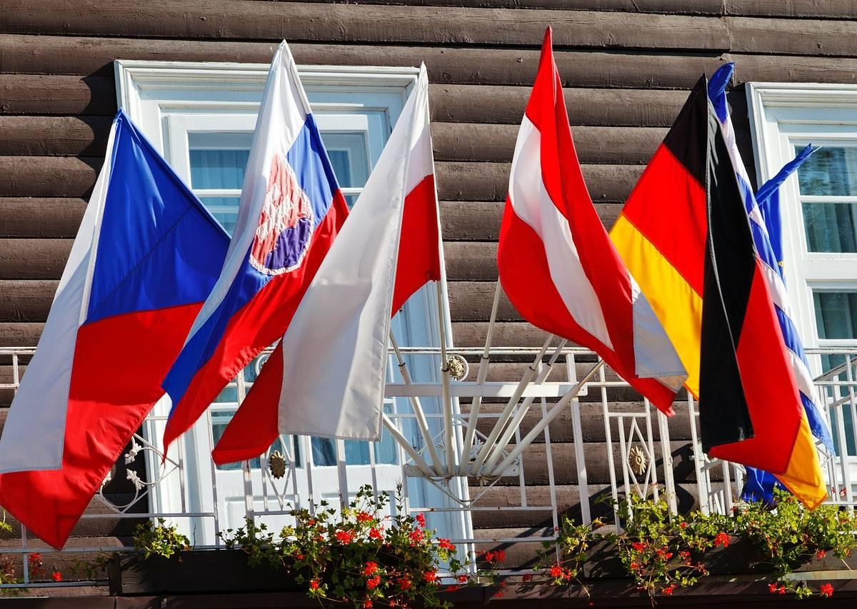Z wizytą w Unii Europejskiej - scenariusz zajęć koleżeńskich w grupie 5-6 latków