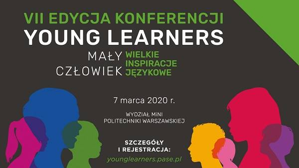 VII edycja konferencja Young Learners PASE