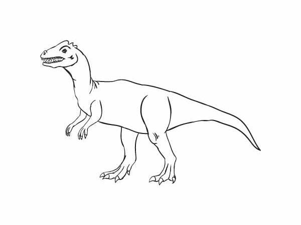 Dinozaur Kolorowanka Darmowe Kolorowanki I Malowanki Dla Dzieci