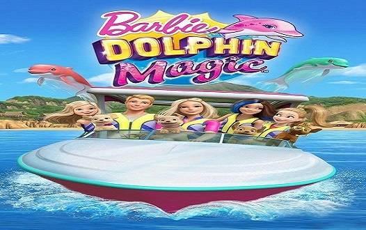 Barbie Delfiny Z Magicznej Wyspy Film W Ostrzeszowie
